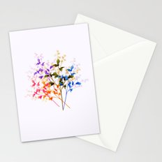 Itty Bitty Flowers Stationery Cards