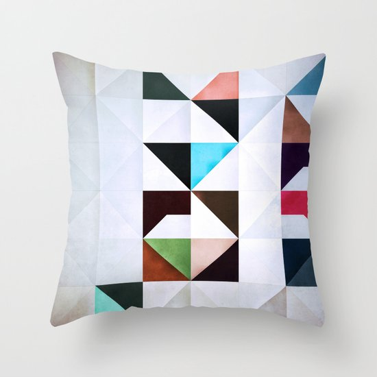 ZKRYNE Throw Pillow