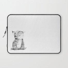Cute Kitty Laptop Sleeve