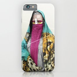 Not a Sound iPhone Case