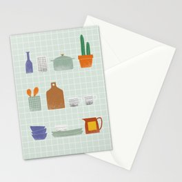 Kitchen Essential Stationery Cards