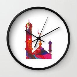 Islam Muslim Muslim Ramadan Fast Turkey Wall Clock