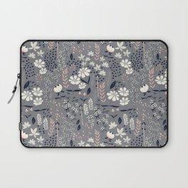 Flower garden 003 Laptop Sleeve