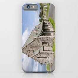 Saint Tudno church 2 iPhone Case