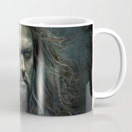 New Aquaman - Jason Momoa portrait Coffee Mug