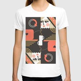 Queen of Infographics T-shirt