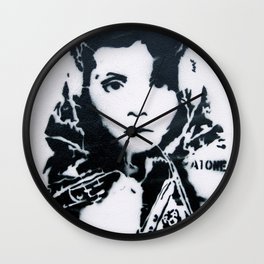 Looking into you Wall Clock