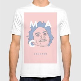 Pink and Blue Mac T-shirt