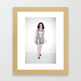 Amoura Framed Art Print