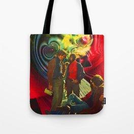 Dropout Boogie Tote Bag