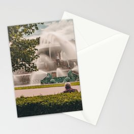 Fountain View 2 Stationery Cards