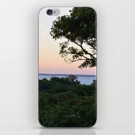 When the Night Sky Touches the Ocean iPhone Skin