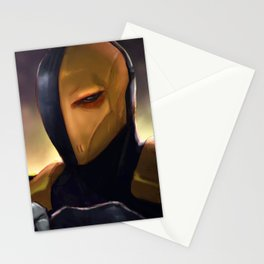 Deathstroke Stationery Cards