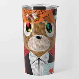 Hip Hop KanyeWest Compilation Travel Mug