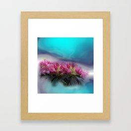 little pleasures of nature -74- Framed Art Print