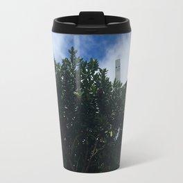 Tree And Sky Travel Mug