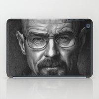 heisenberg iPad Cases featuring Heisenberg by Mike Robins