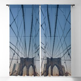 Brooklyn Mornings Blackout Curtain
