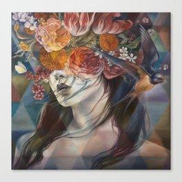 Midnight Muse Canvas Print