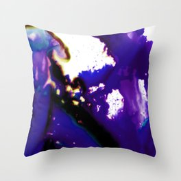 Abstract Bliss 3J by Kathy Morton Stanion Throw Pillow