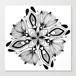 Mandala III Canvas Print