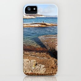 ROCKY ISLAND - Sardinia - Italy  iPhone Case