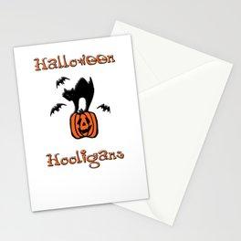 Halloween Hooligans Stationery Cards