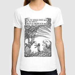 William Blake Illustration T-shirt