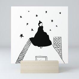 Under The Stars Mini Art Print