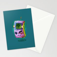 Game Over, Man! Game Over! Stationery Cards