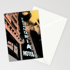 Alexandria Hotel Stationery Cards