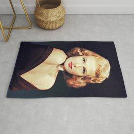 Rita Hayworth, Actress Rug