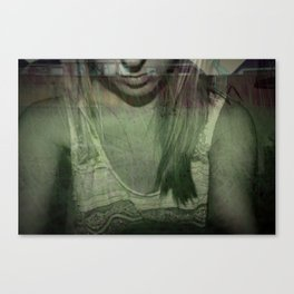 IT'S ONLY A DREAM Canvas Print