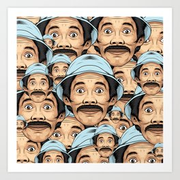 Don Ramon Art Print