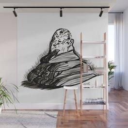 Marmotamales Wall Mural