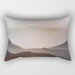 Hazy Dreams Rectangular Pillow
