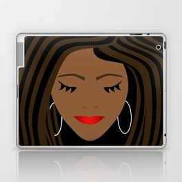 Girl 2 Laptop & iPad Skin