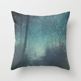 dReam Collector Throw Pillow