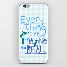 Everything you can imagine... iPhone Skin
