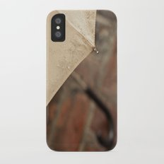 Umbrella Slim Case iPhone X