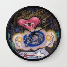 Evagria The Faithful Wall Clock
