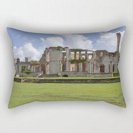 Dungeness Ruins | Cumberland Island, GA Rectangular Pillow