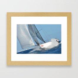 Inga from Sweden Framed Art Print
