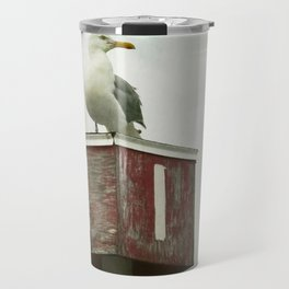 Standing Guard Travel Mug