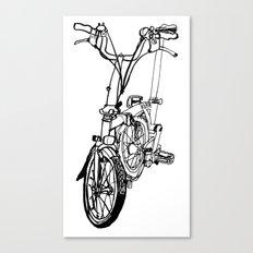 Brompton Canvas Print