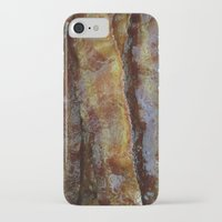 bacon iPhone & iPod Cases featuring Bacon by John Grey