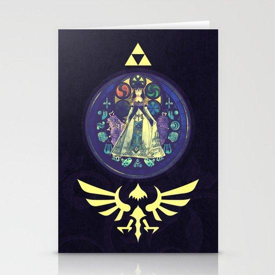 Zelda: Princess of Destiny Stationery Cards