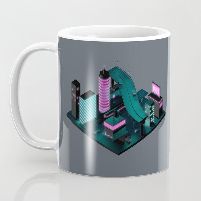 Nippon 2061 Portrait Coffee Mug