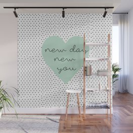 new you Wall Mural