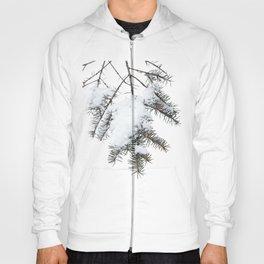 Snowy Spruce Needles 6 Hoody